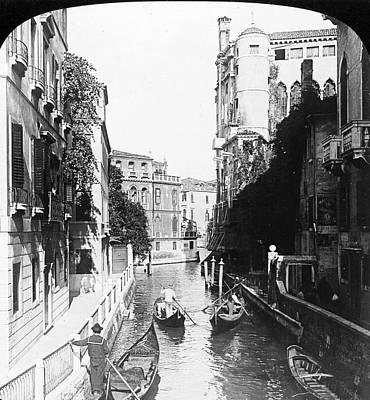 Venice Rio San Trovaso Poster