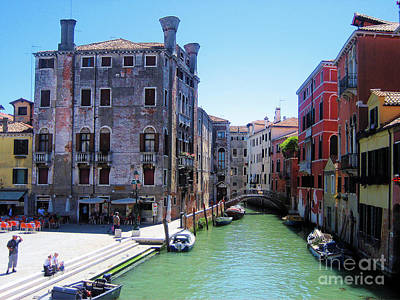 Venice Poster by Steven Baier