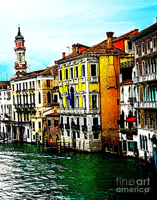 Venice - Venezia Poster