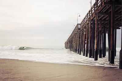 Ventura California Pier  Poster by Bree Madden