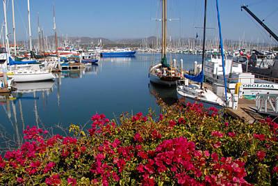 Ventura Harbor Poster