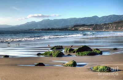 Ventura Shoreline Poster