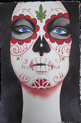 Verdad Poster by Teresa Beyer