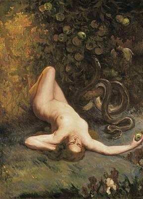 Verger Fioretti, Carlos 1872-1929. Eve Poster by Everett