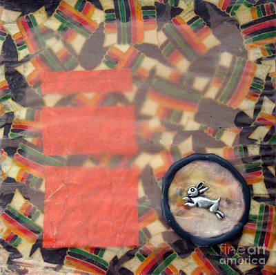 Vernal Equinox Hare Poster by Ellen Miffitt