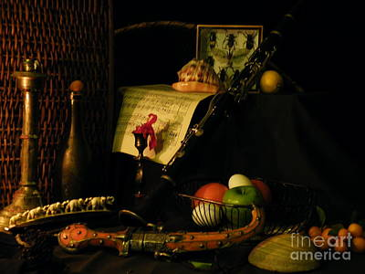 Very Very Still Life Poster by Joe Jake Pratt