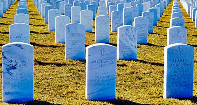 Veterans Forever Poster by Art Dingo