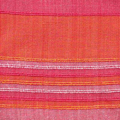 Vibrant Cloth Poster