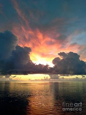 Vibrant Skies 2 Poster