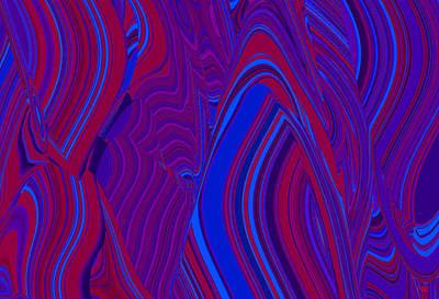 Vibration Wave Poster