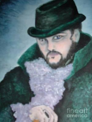 Victorian Gentleman Poster