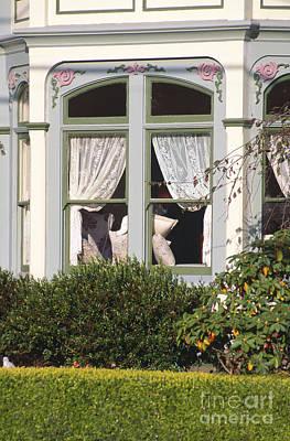 Victorian Window Poster