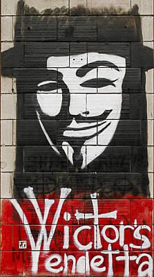 Victor's Vendetta Poster