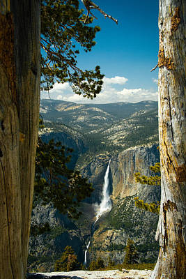 View From Sentinel Dome Poster by Celso Diniz