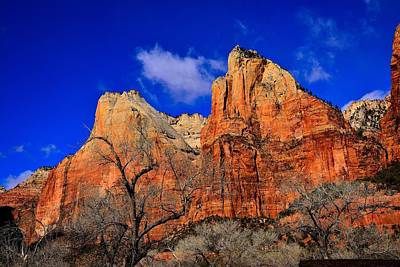 View From The Grotto Poster