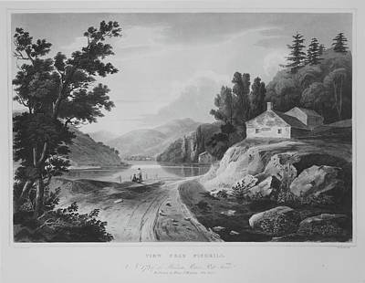 View Near Fishkill No. 17 Of The Hudson Poster