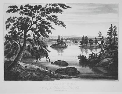 View Near Fort Miller No. 10 Later Poster