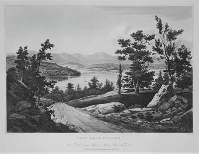 View Near Hudson No. 15 Later Changed Poster