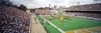 View Of The Bobby Dodd Stadium Poster
