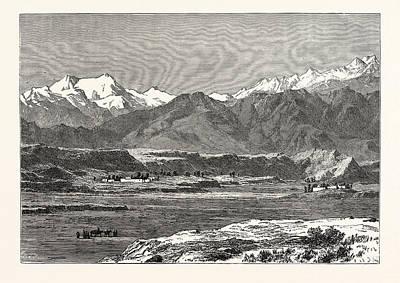 View Of Yangi Hissar Poster