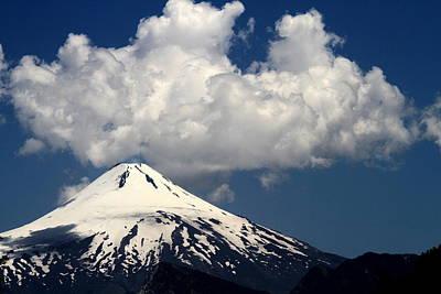 Villarrica Volcano Poster by Arie Arik Chen