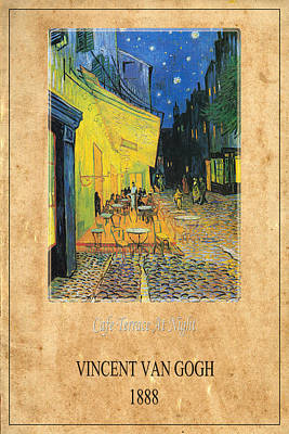 Vincent Van Gogh 3 Poster by Andrew Fare