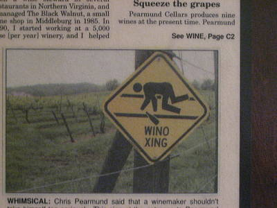 Vineyards In Va - 121238 Poster by DC Photographer