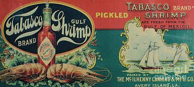Vintage Advertisement Poster by Steven Parker