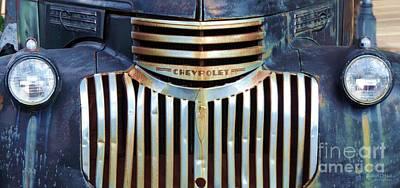 Vintage Chevrolet 005 Poster