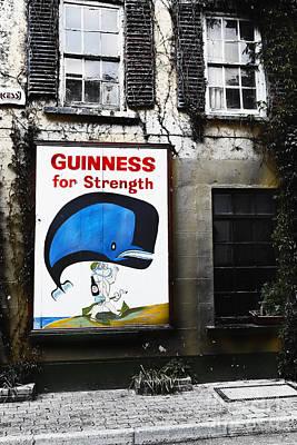 Vintage Guinness Sign  Poster