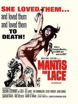 Vintage Movie Poster 1968 Poster
