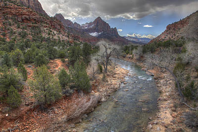 Virgin River Poster by Wendell Thompson