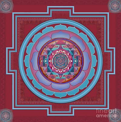 Vishuddha Poster by Beth Snow