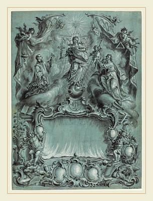Vitus Felix Rigl German Poster