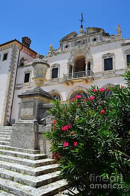 Vizcaya Mansion Museum Veranda View Coconut Grove Biscayne Bay Miami Florida Poster