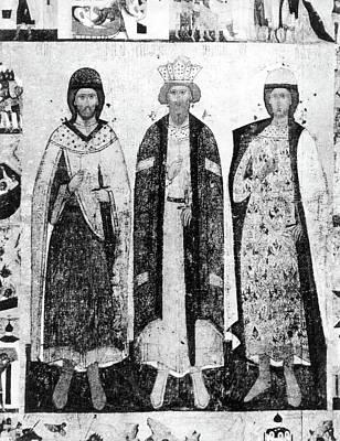 Vladimir I (956?-1015) Poster by Granger
