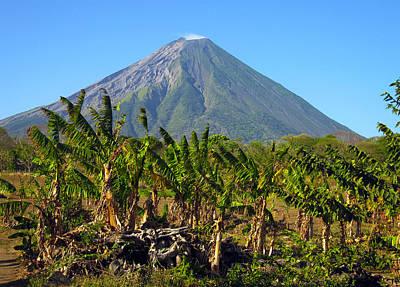 Volcan Concepcion Nicaragua Poster