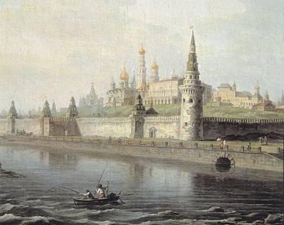 Vorobyev, Maksim Nikoforovich 19th Poster by Everett