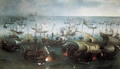 Vroom, Hendrick-cornelisz 1566-1640 Poster