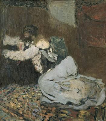 Vuillard, Edouard 1868-1940. Mr Poster