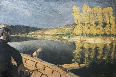 Vuillard, Edouard 1868-1940. The Poster