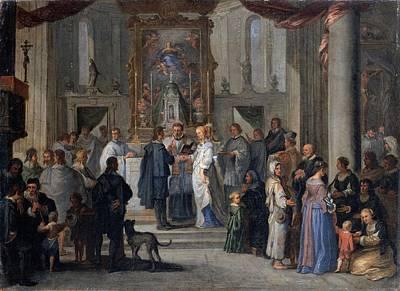 Wael Cornelis De, Marriage, 17th Poster by Everett