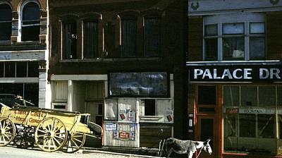 Wagon Poster