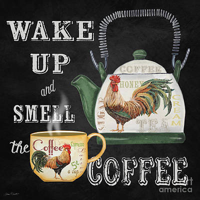 Wake Up For Coffee-jp2626 Poster