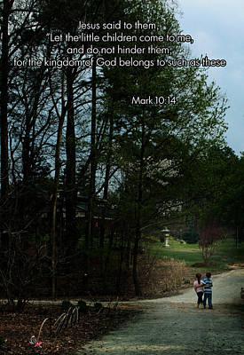 Walking Together Poster