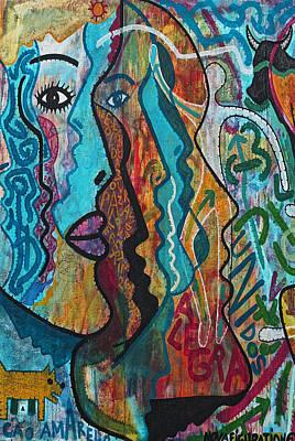 Wall-art 028 Poster by Joachim G Pinkawa