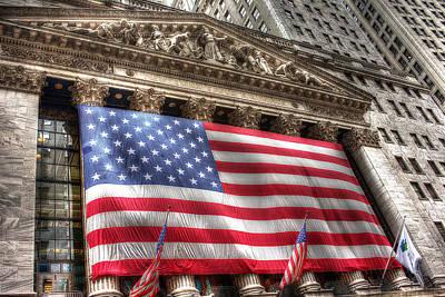 Wall Street Glory Poster