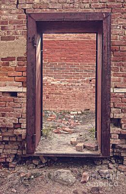 Walled In Poster by Edward Fielding