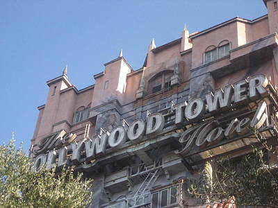 Walt Disney World Resort - Hollywood Studios - 121224 Poster