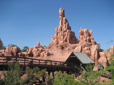 Walt Disney World Resort - Magic Kingdom - 1212139 Poster by DC Photographer